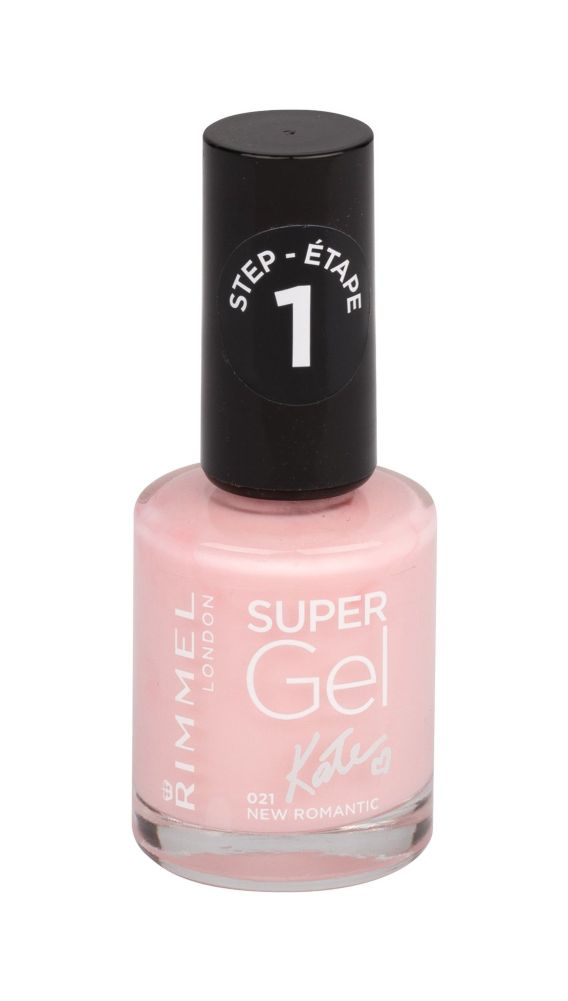 Rimmel London Super Gel By Kate  Lak na nehty, W, 12 ml