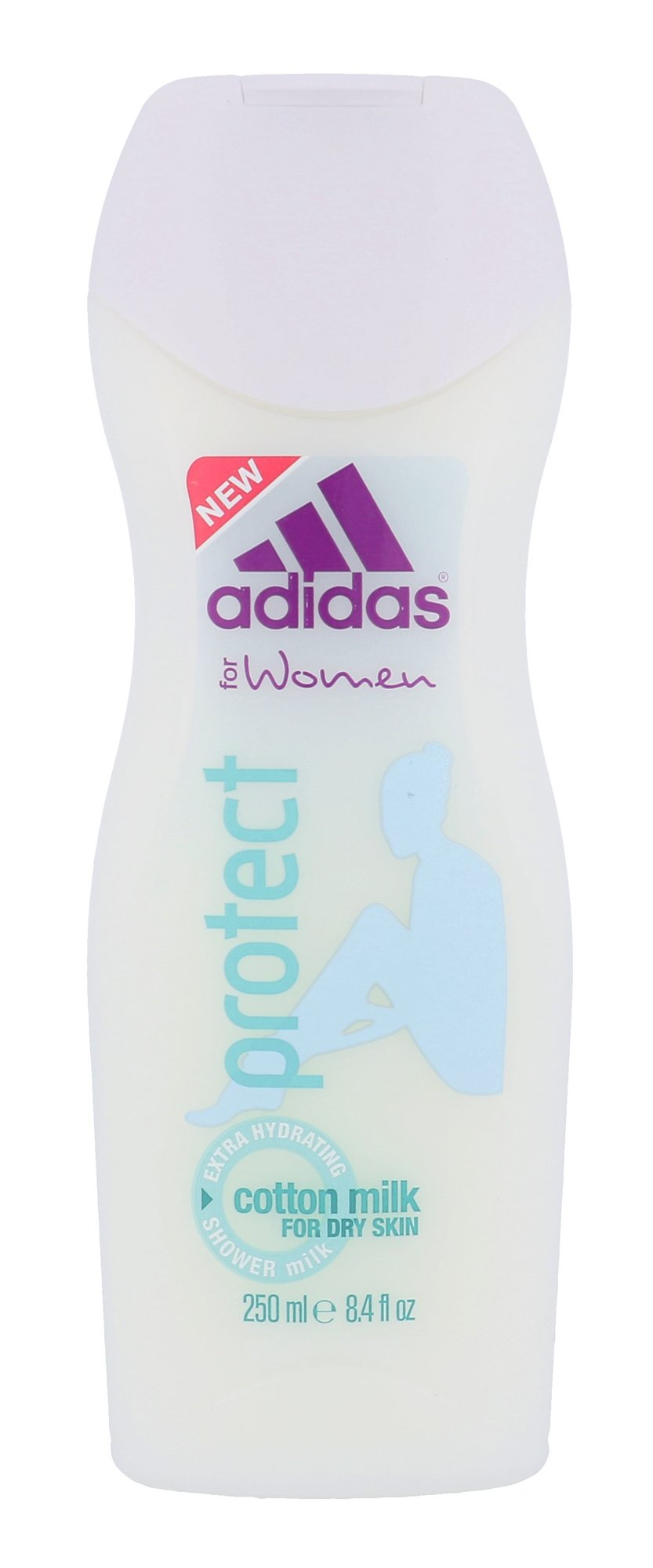 Adidas Protect For Women  Sprchový gel, W, 250 ml