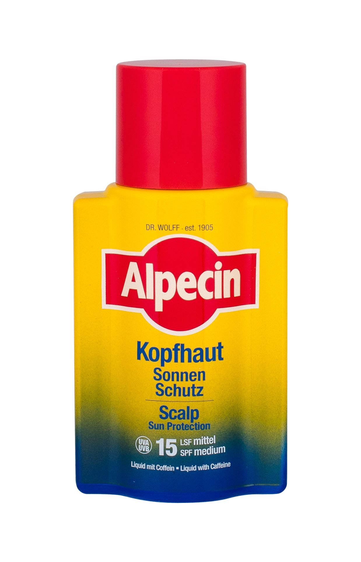 Alpecin Scalp Sun Protection  (Sérum na vlasy, M, 100 ml)