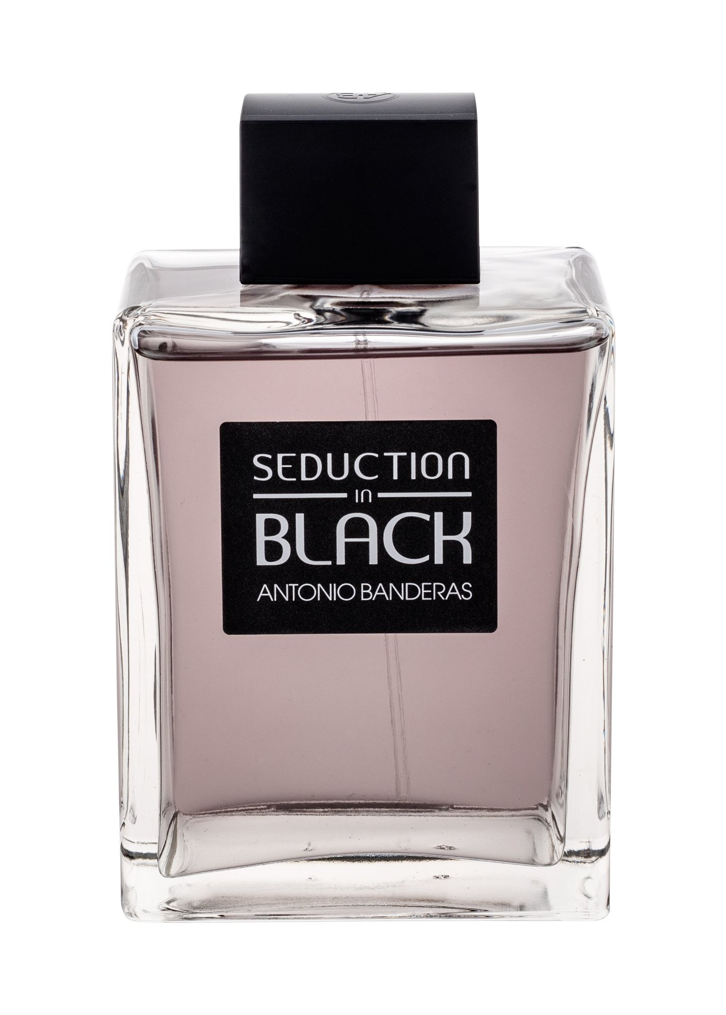 Antonio Banderas Seduction in Black  Toaletní voda, M, 200 ml