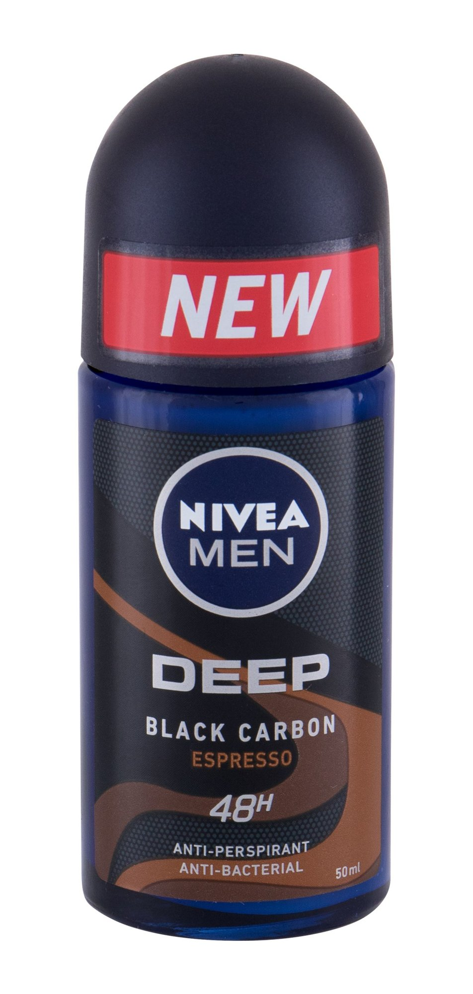 Nivea Men Deep 48h Antiperspirant, M, 50 ml