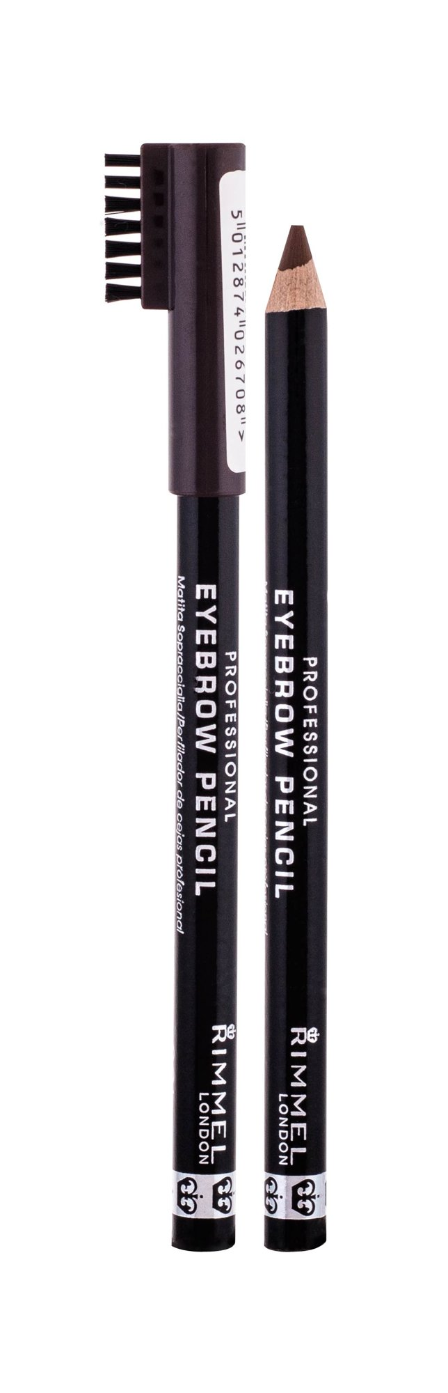 Rimmel London Professional Eyebrow Pencil  (Tužka na obočí, W, 1,4 g)