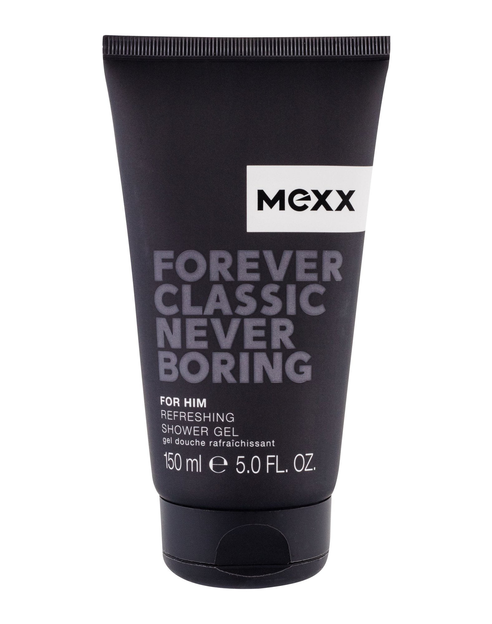 Mexx Forever Classic Never Boring  Sprchový gel, M, 150 ml