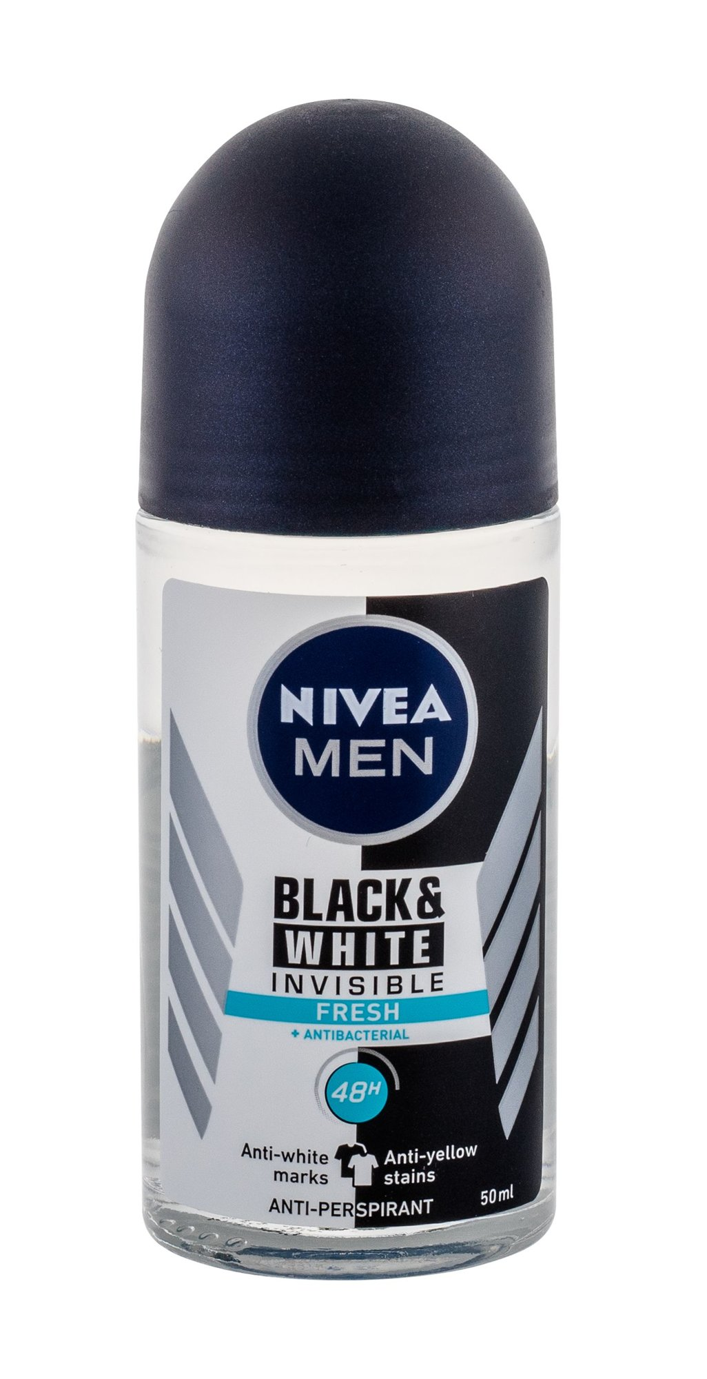 Nivea Men Invisible For Black & White Fresh (Antiperspirant, M, 50 ml)