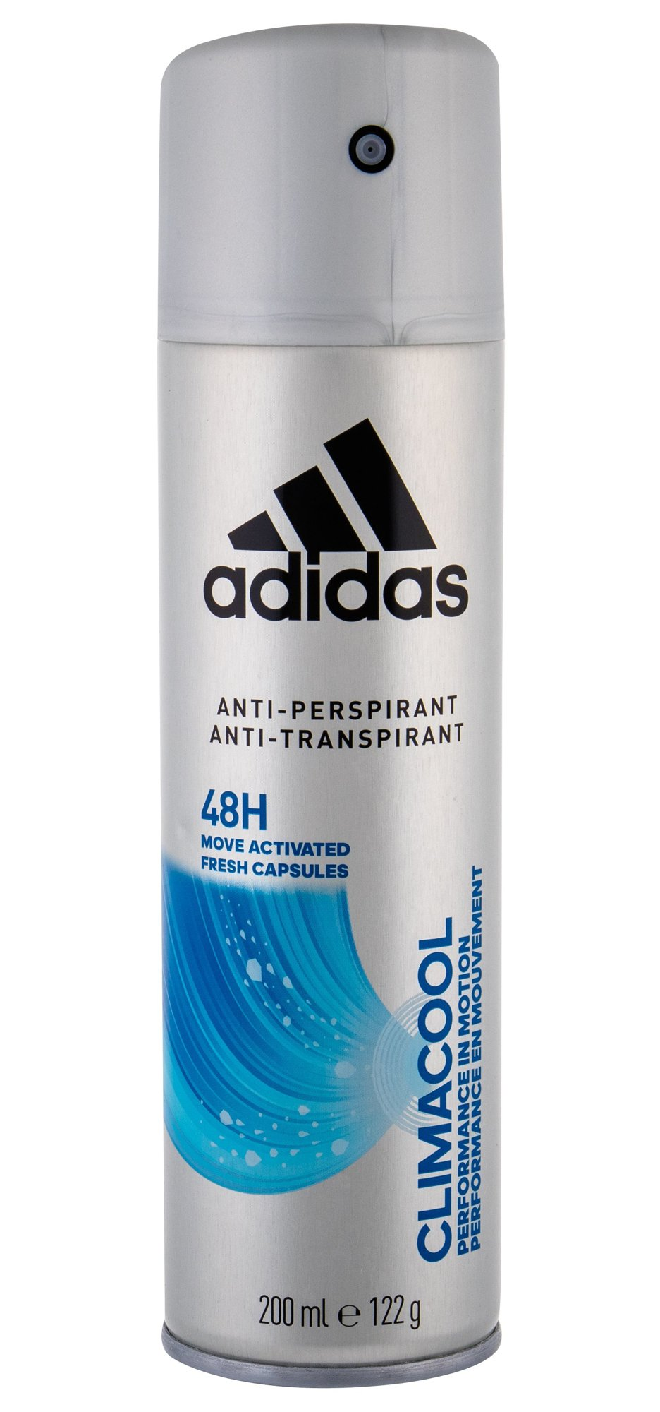 Adidas Climacool 48H (Antiperspirant, M, 200 ml)