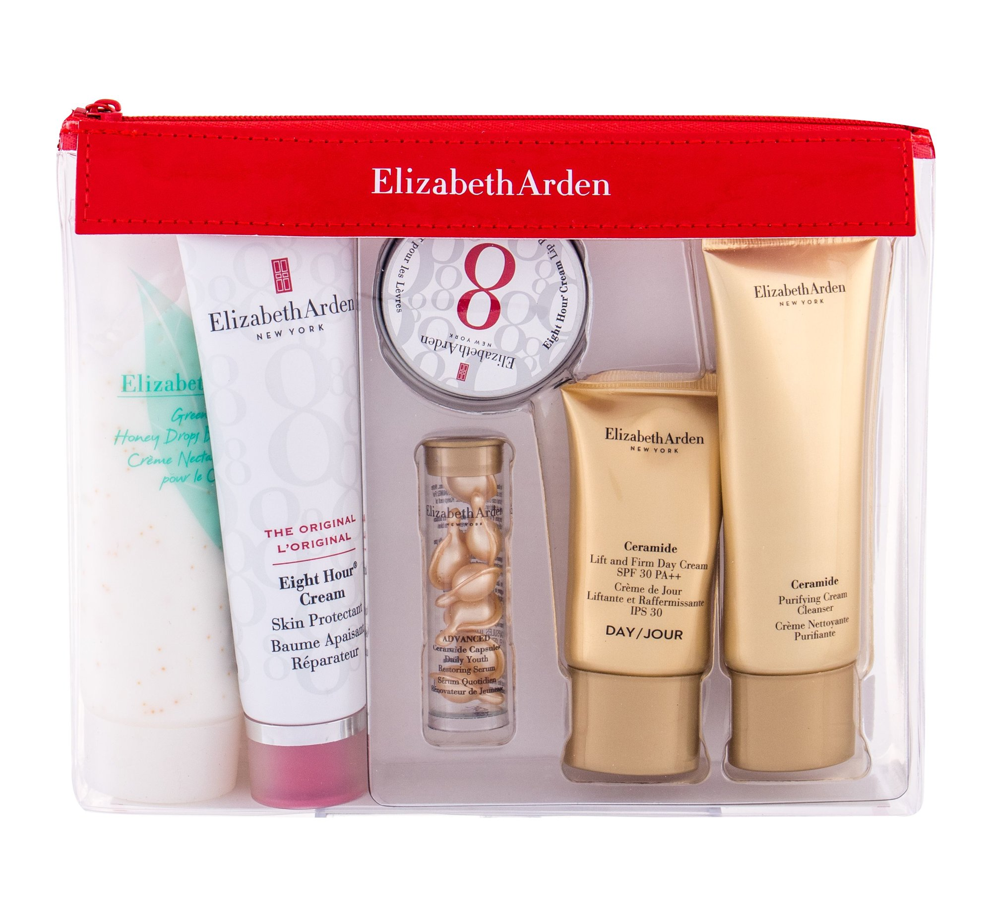 Elizabeth Arden Eight Hour Cream Travel Essentials Kit Tělový balzám, W, 50 ml