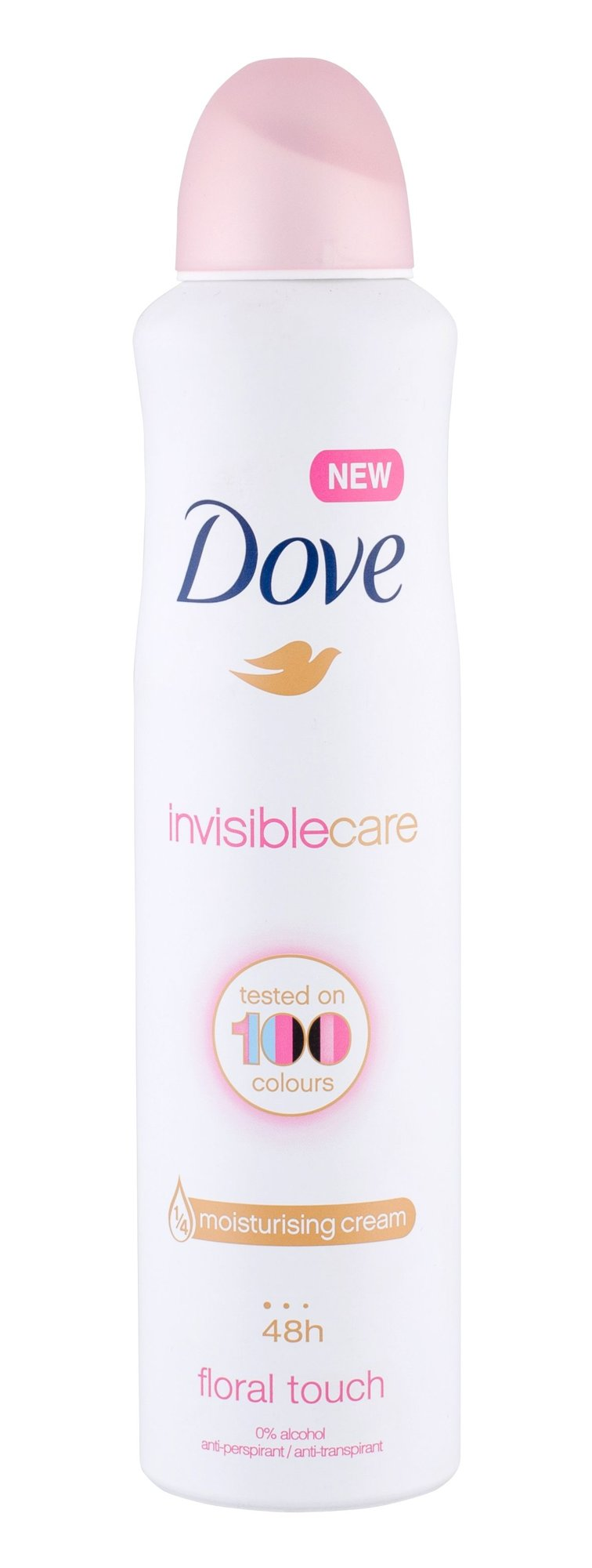 Dove Invisible Care  (Antiperspirant, W, 250 ml)