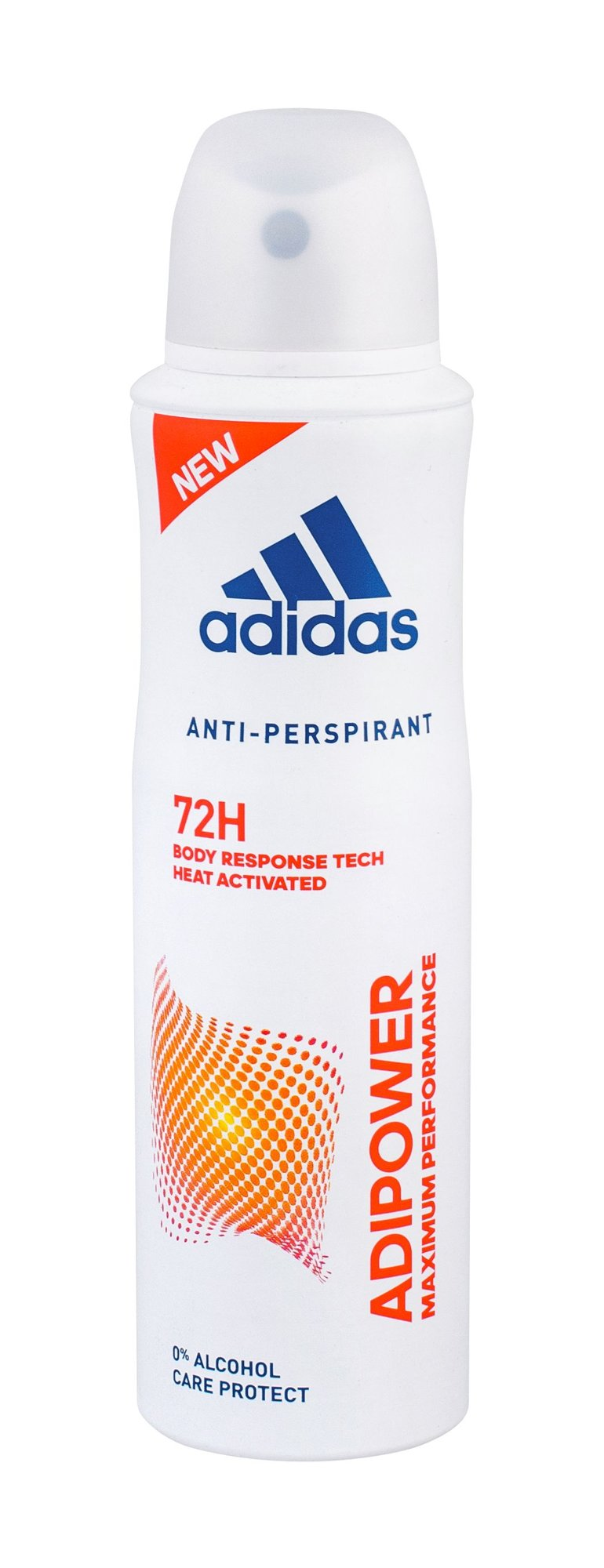 Adidas AdiPower  (Antiperspirant, W, 150 ml)
